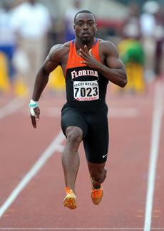 Marvin Bracy speed