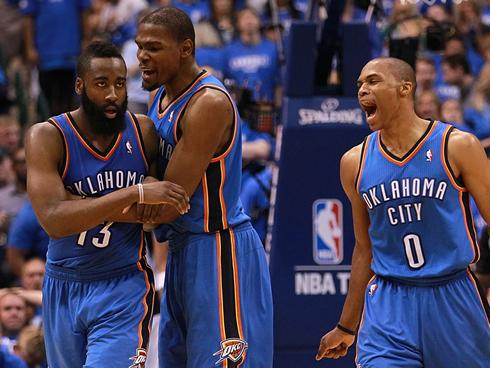 Youth served: Thunder turn tables with sweep of Mavericks