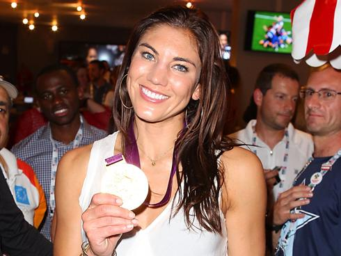 Hope solo ryan now the women s soccer coach at michigan refuted solo