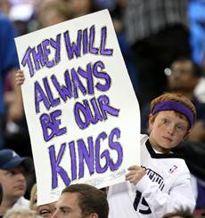 Sacramento Kings Fan