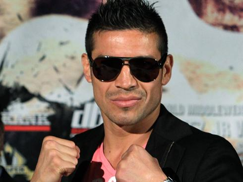 act of vandalism outside the home of boxing champion Sergio Martinez ...