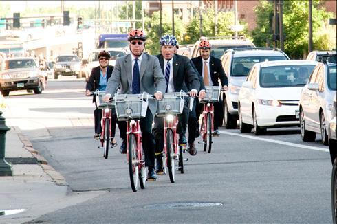 Bikes Denver Metro Denver Metro Chamber of