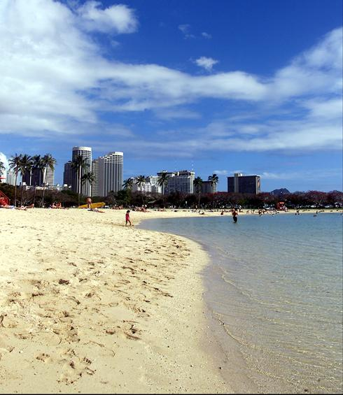 Waikikix large Fewer Canadians Visiting Hawaii