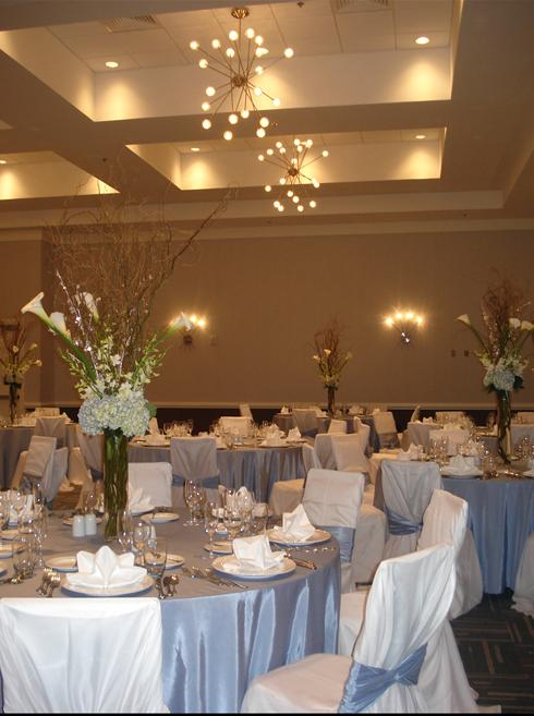 for couples who book a wedding reception at any of its US hotels