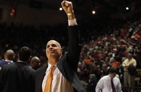 seth greenberg. coach Seth Greenberg: From