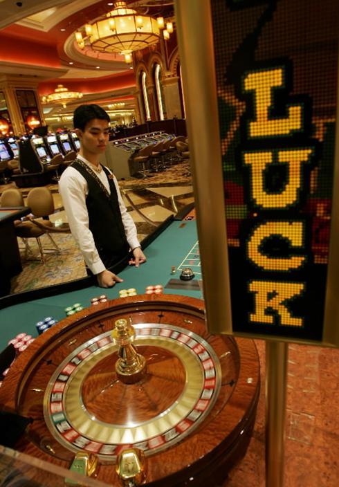 List of casino in macau gambling start