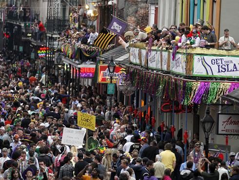Heading to New Orleans for Mardi Gras? You'll have plenty of new and