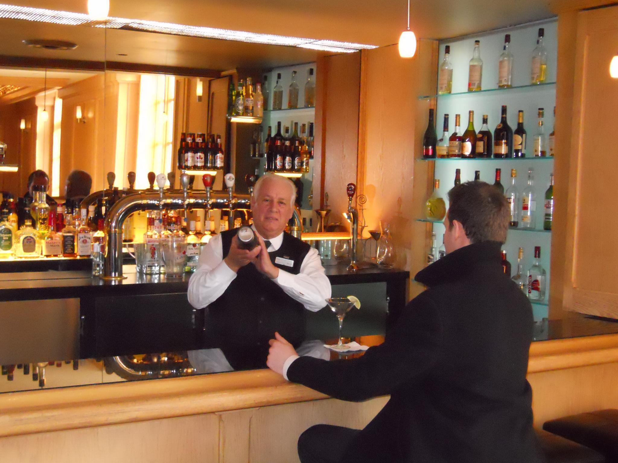 Hotel Bartender Hotel Bartender