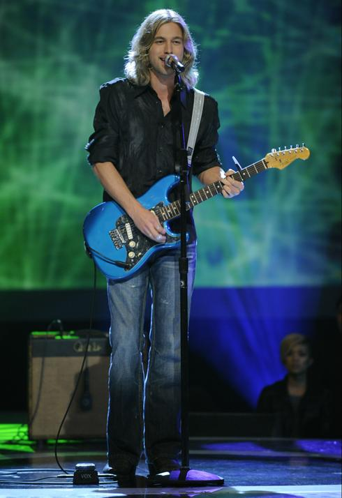 american idol casey james. Casey had never watched