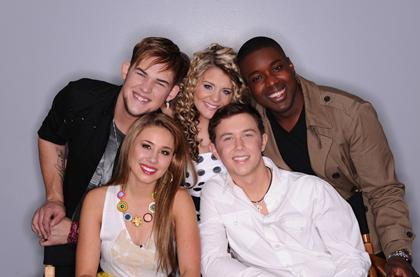 American Idol 10 - Top 5