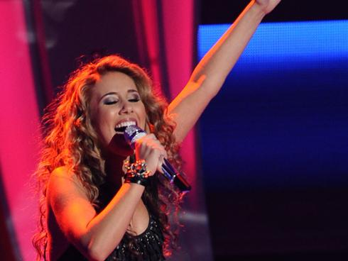 Haley Reinhart What is and what should never be led zepplin 