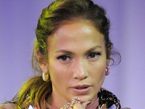 Lipstick  Jennifer Lopez Wear on Jennifer Lopez Photos   Usatoday Com Photos