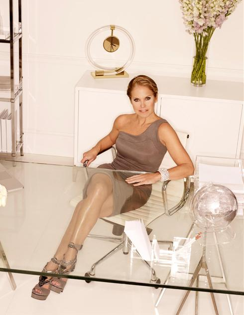 katie couric legs pictures. It#39;s Katie Couric as we rarely