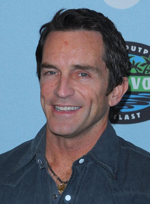 JeffProbstx large ... we discussed the online ordination of T.V. personality Jeff Probst (who ...