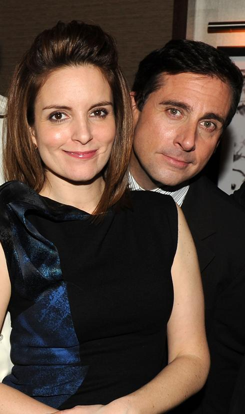Steve carell and tina fey are promoting their new movie date night