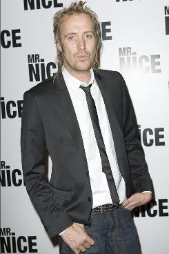 Rhys Ifans is best known to American audiences for his role in Notting Hill with Julia Roberts and Hugh Grant.