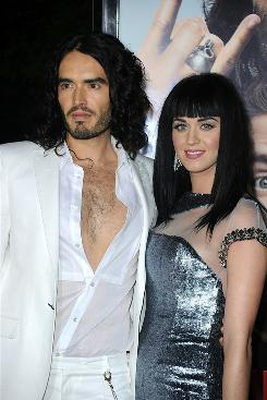 Russell Brand and Katy Perry began dating after Brand mentioned the singer in his closing monologue when he hosted the MTV Video Music Awards in 2009.