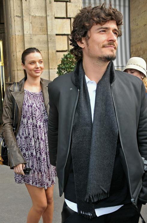 miranda kerr baby name. Miranda Kerr and Orlando Bloom