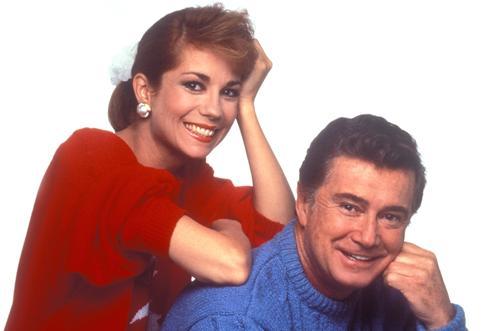 Kathie Lee Gifford Regis Regis Philbin And Kathie Lee