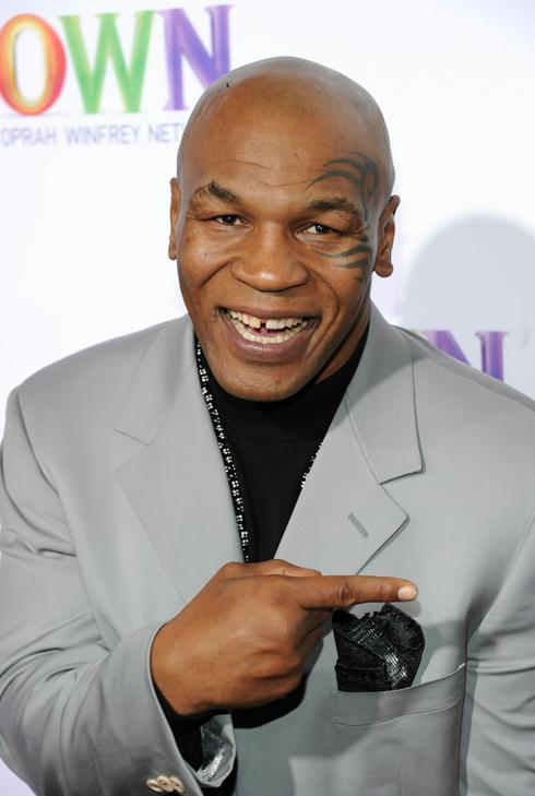 Mike tyson and his wife lakiha spicer welcomed a baby boy yesterday