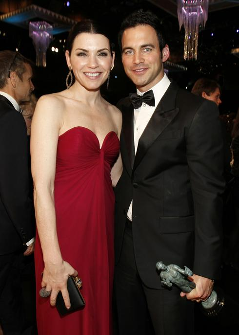 Julianna Margulies and...