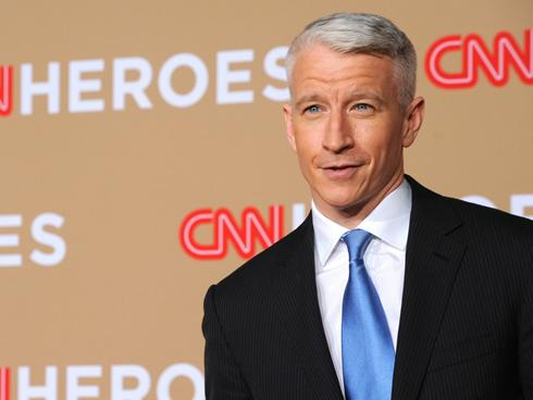 Anderson Cooper in Egypt: