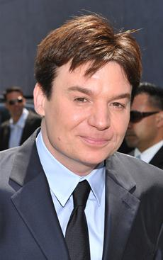 Mike Myers Wife.