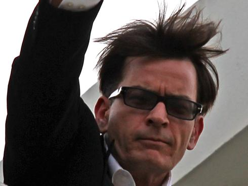 Charlie Sheen news has just arrived, courtesy of RadarOnline.