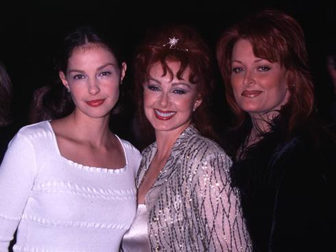 See photos of: Ashley Judd, Wynonna Judd, Naomi Judd