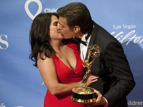 Dr. Oz and Wife