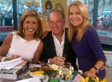 Kathie Lee Gifford and hubby Frank celebrated their birthdays today