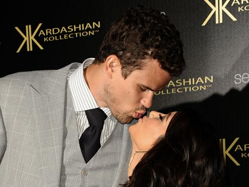 And because E filmed the wedding of Kim Kardashian and Kris Humphries for a