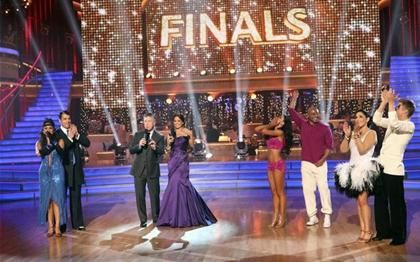 DANCING WITH THE STARS WINNER for Game Show Network?