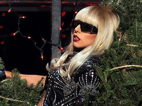 Lady Gaga Schei?E Скачать