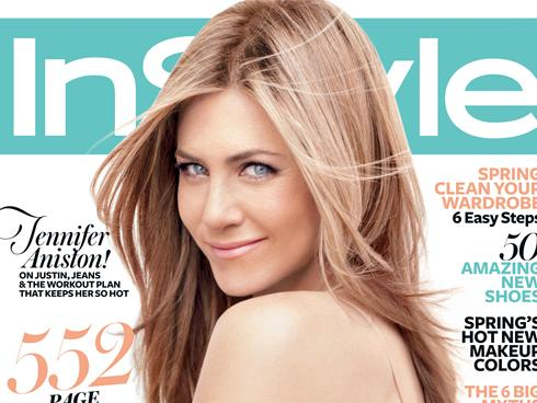 Notoriously untalkative-about-her-personal-life Jennifer Aniston actually ...