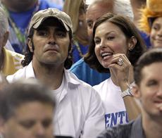 ASHLEY JUDD's next role: Democratic delegate