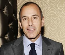 MATT LAUER will stay with 'Today'