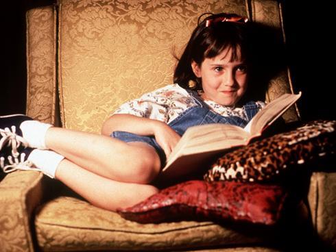 Matilda Movie Mara Wilson