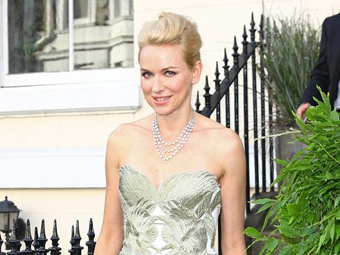First pics are out of Naomi Watts, 43, as Princess Diana, ...