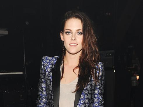 Kristen Stewart steps out for the first time since split