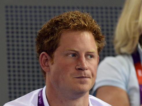 Now it's getting creepy: Prince Harry has gotten a porn offer. Harry is set ...