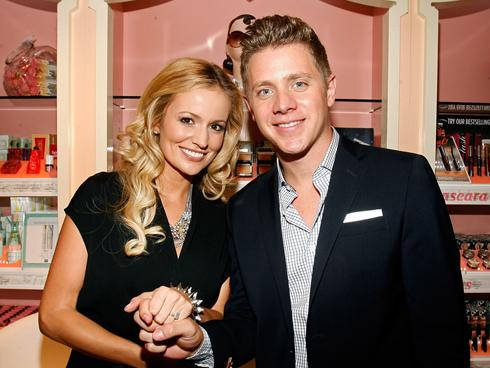 month since Bachelorette Emily Maynard and Jef Holm got engaged on TV