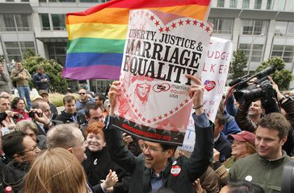 Californias voter-approved ban on same-sex marriage is ...