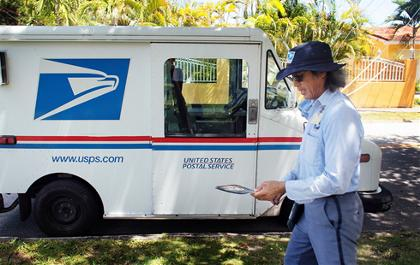 Officials: USPS likely to go broke in 2011