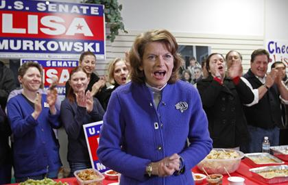 Murkowski Certified Winner of Alaska Senate Race