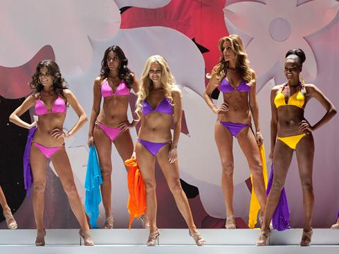 The 2012 Moroccan beauty pageant has canceled the bathing suit segment