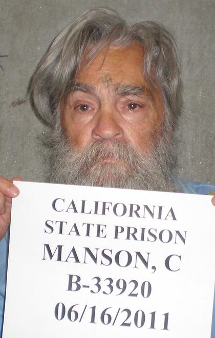 Charles Manson was denied parole today for the 12th time for his role