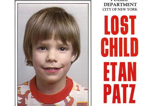 Man questioned in disappearance of Etan Patz in 1979