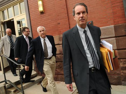 Pa. courts reject Sandusky trial delay, witness anonymity