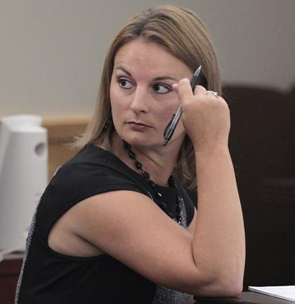 Ex-Texas teacher guilty of having sex with 5 of her students